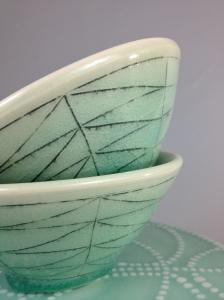 geo bowl detail