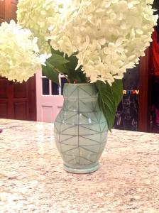 vase blog flowers
