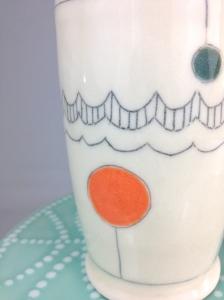 wave mug detail